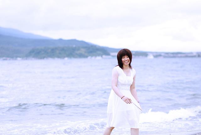 磯海水浴場 × CHIE