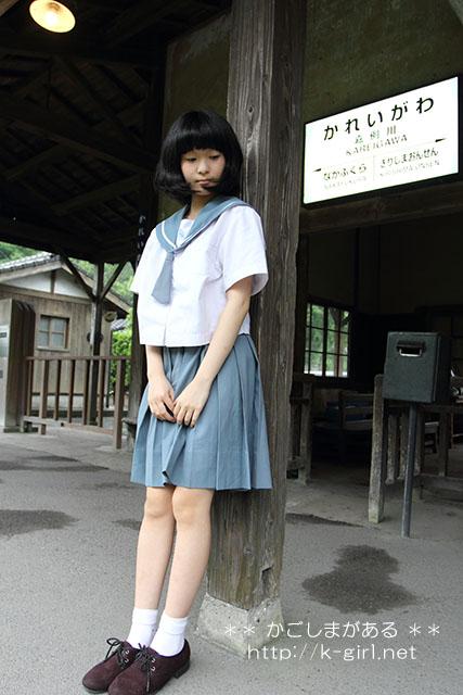 嘉例川駅 × KARIN  Part 2
