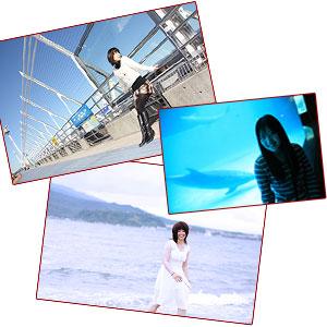 鹿児島モデル撮影イメージ02