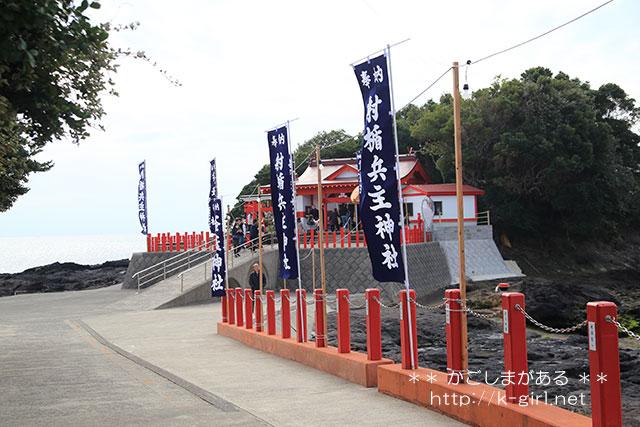 釜蓋神社画像1